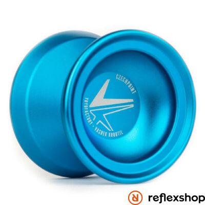 YoYoFactory Czech Point yo-yo kék