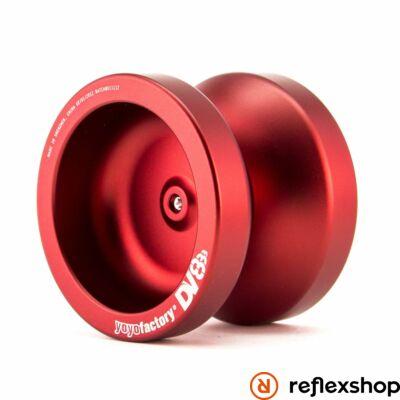 YoYoFactory DV888 yo-yo, piros