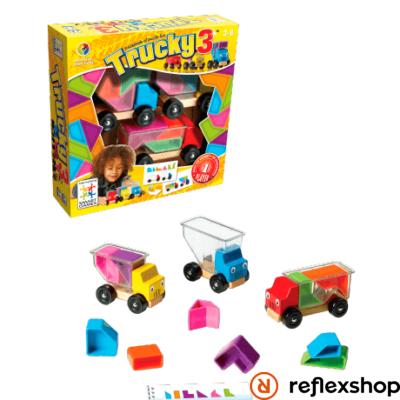Smart Games Trucky 3 logikai játék