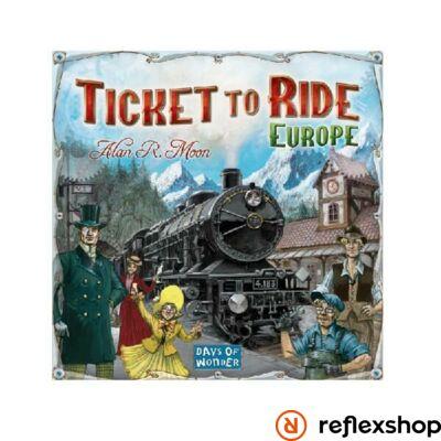 ComPaYa Ticket to ride Európa