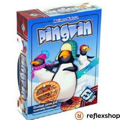 Pingvin társasjáték