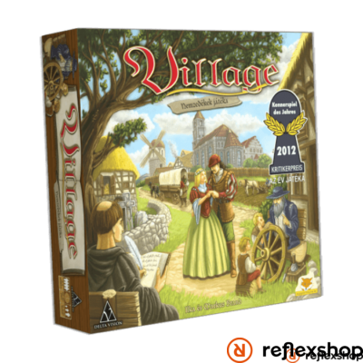 Village társasjáték- Nemzedékek játéka