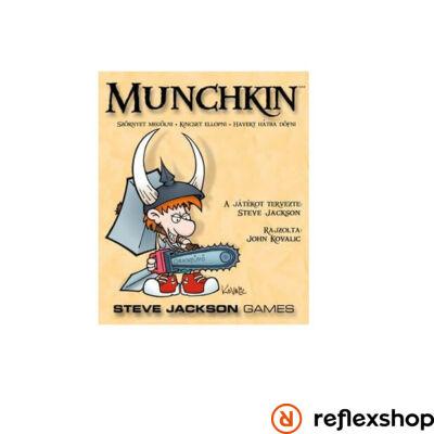 Munchkin társasjáték
