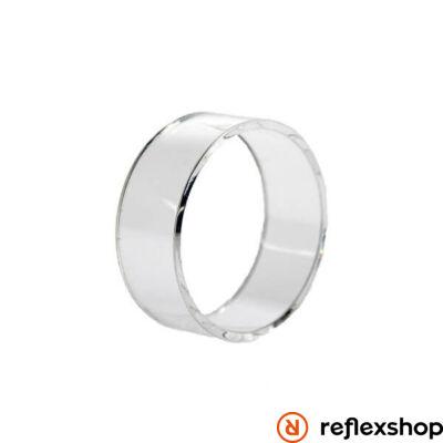 EcoSphere akril talpazat 13 cm-es ovális üveghez