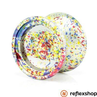 iYoYo 2 Konfetti ezüst/acidwash yo-yo