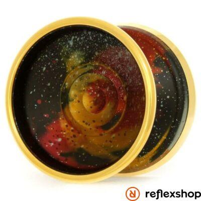 iYoYo Steel - German edition/arany szegély yo-yo