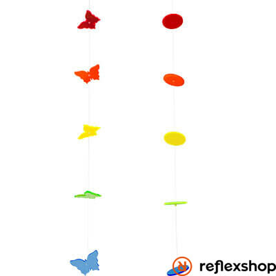 """Invento """"Light Catcher"""" Butterfly Mobile"""