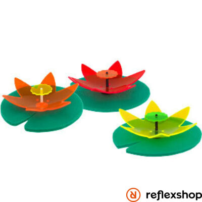"""Invento """"Light Catcher"""" 3D Water Lily"""
