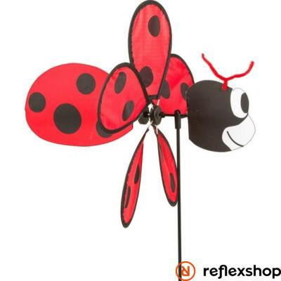 Invento Spin Critter Ladybug szélszobor