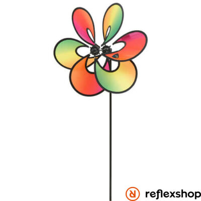Invento Paradise Flower Gradient Colors szélforgó