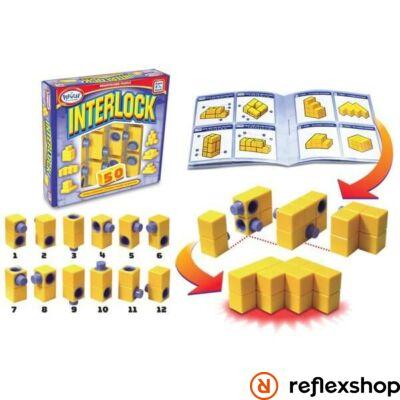 Popular Playthings Interlock logikai játék