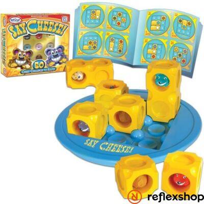 Popular Playthings Say Cheese logikai játék