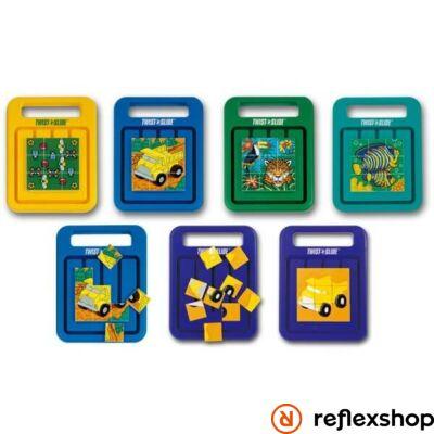 Popular Playthings Twist and Slide puzzle kirakó dzsungel