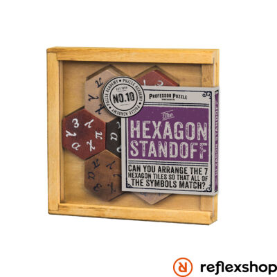 PP The Hexagon Standoff logikai játék