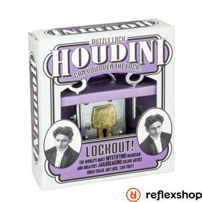 Houdini Lockout Professor Puzzle ördöglakat