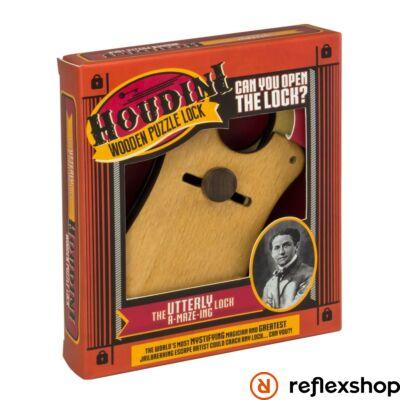 Houdini The Utterly A-Maze-ing Professor Puzzle ördöglakat