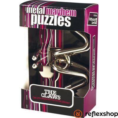 The Claws fém Professor Puzzle ördöglakat