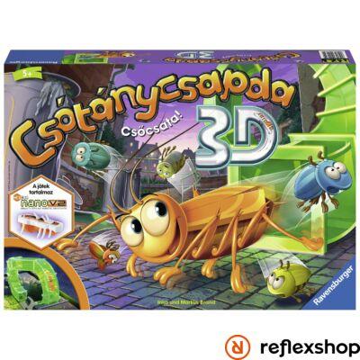 Ravensburger Csótánycsapda 3D társasjáték