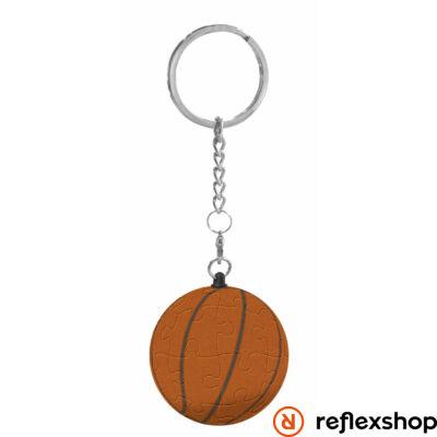 RG Puzzle gömb kulcstartó kosárlabda