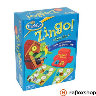 Thinkfun Zingo! Hány óra van? logikai játék