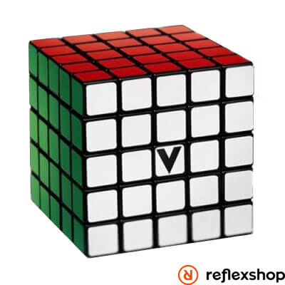 V-Cube 5x5 versenykocka egyenes fekete