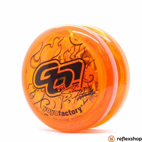 YoYoFactory Spinstar yo-yo, Go!