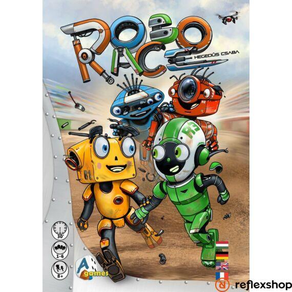A-Games - Robo Race társasjáték