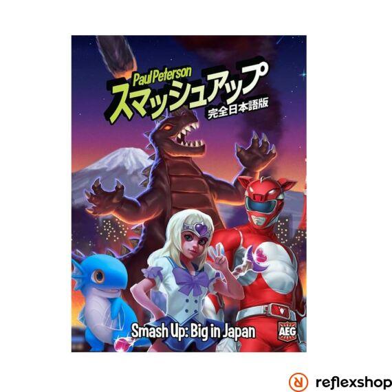 Smash Up! - Big in Japan angol nyelvű kiegészítő