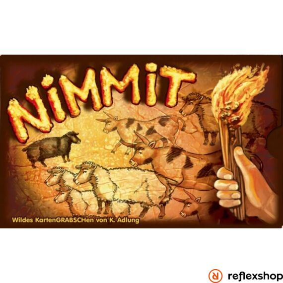 Adlung Nimmit - Kapd el! társasjáték