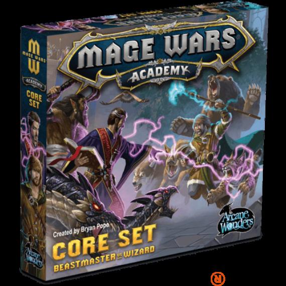 Mage Wars: Academy - angol nyelvű társasjáték
