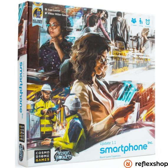 Smartphone Inc Update 1.1 angol nyelvű kiegészítő