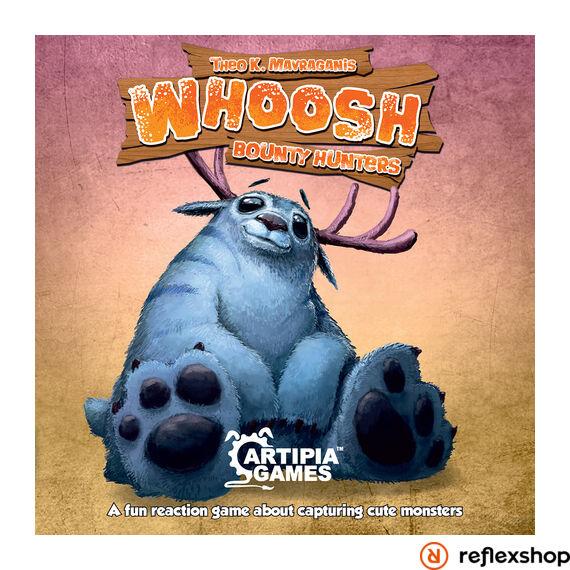 Whoosh angol nyelvű társasjáték
