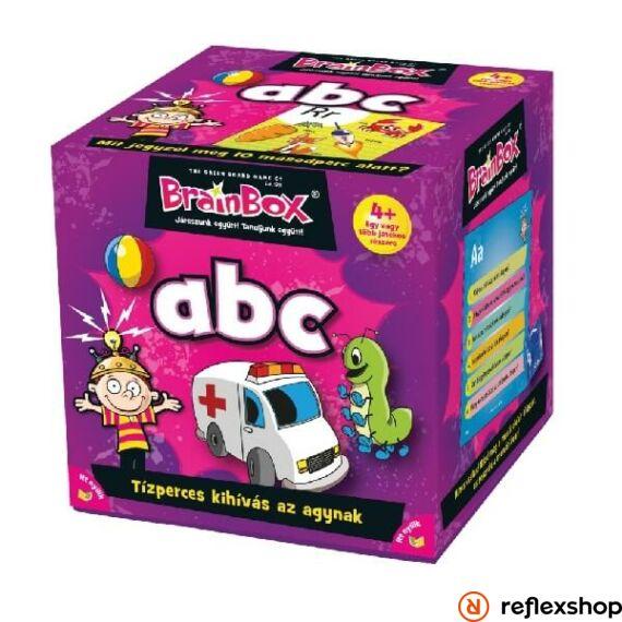 Brainbox ABC kicsiknek társasjáték