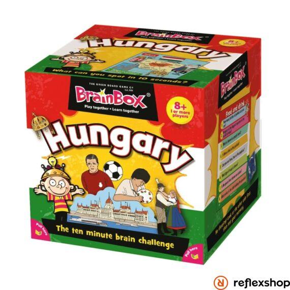 Brainbox, Hungary társasjáték