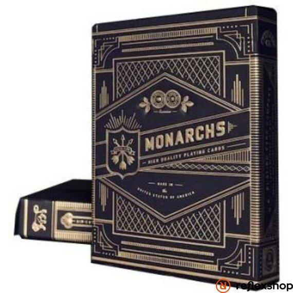 Theory11 Monarchs kártya, kék