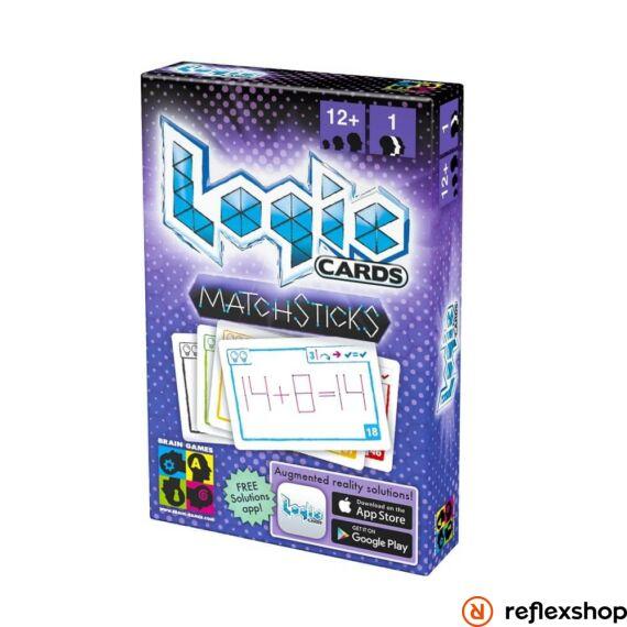 BG Logic Cards Matchsticks (gyufaszálak)