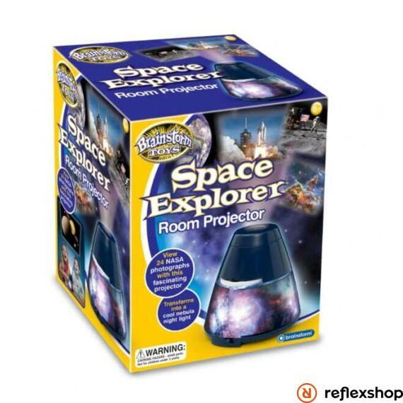 Brainstorm Űrkalandor Szoba Projektor