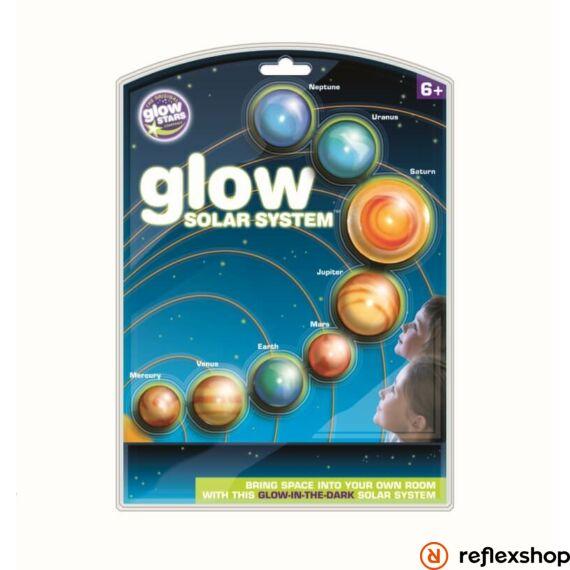 Brainstorm Glow Naprendszer bolygók foszforeszkáló
