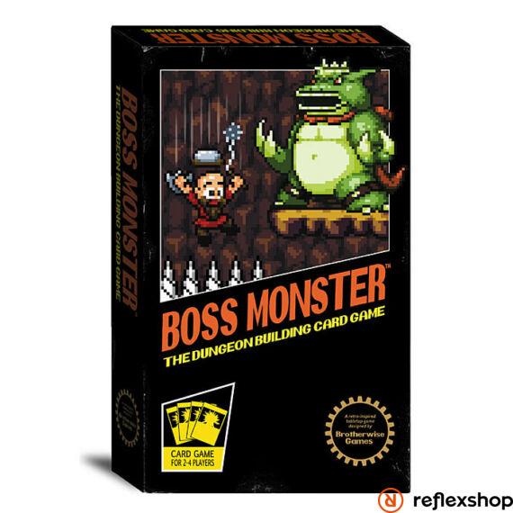 Boss Monster dungeon építő társasjáték, angol nyelvű