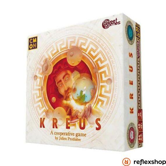 Kreus angol nyelvű társasjáték