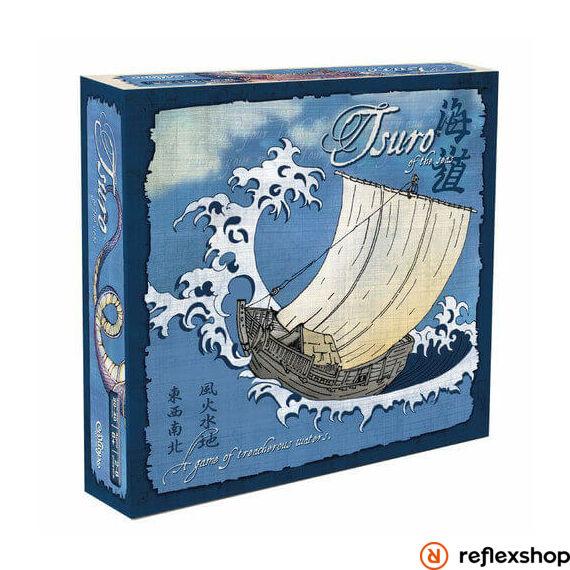 Tsuro of the Seas angol nyelvű társasjáték