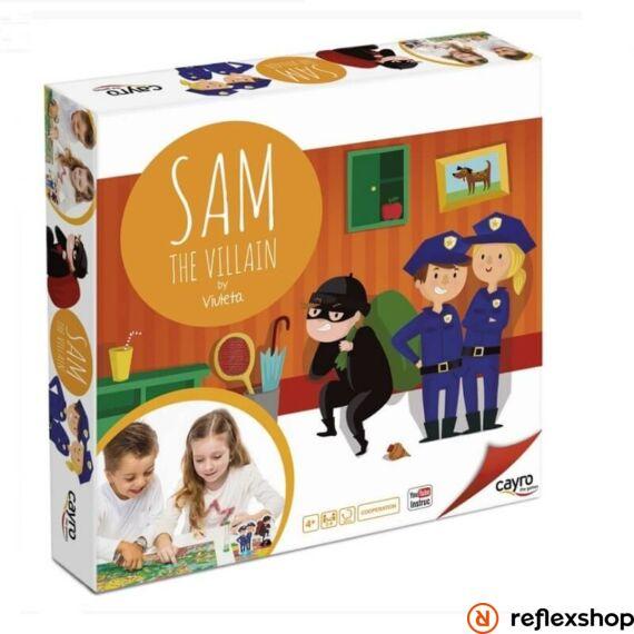 Sam the villain társasjáték