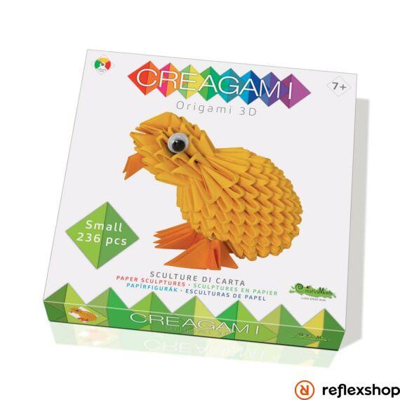 Creagami -3D origami készlet, Csibe  (kicsi)