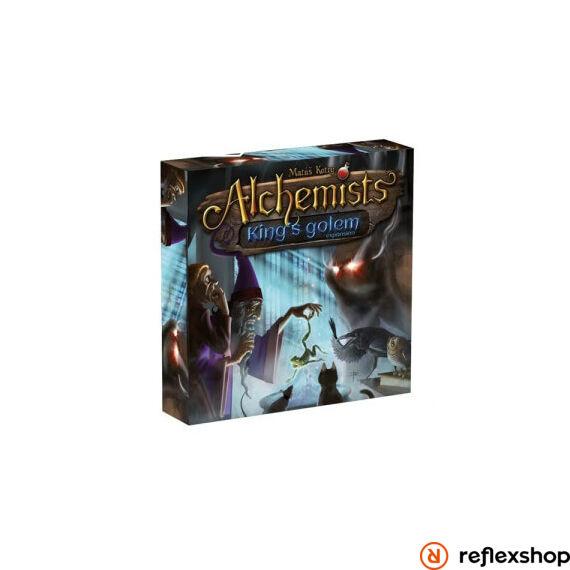 Czech Games Alchemists: The King's Golem angol nyelvű kiegészítő