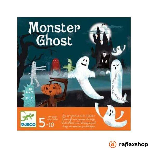 Djeco Szörnyszellem (Monster Ghost) társasjáték