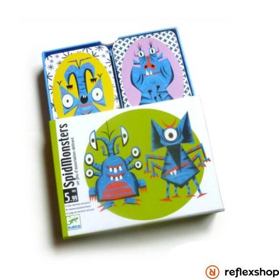 Djeco SpidMonster kártyajáték