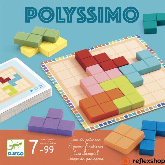 Djeco - Tetris négyzetkirakó