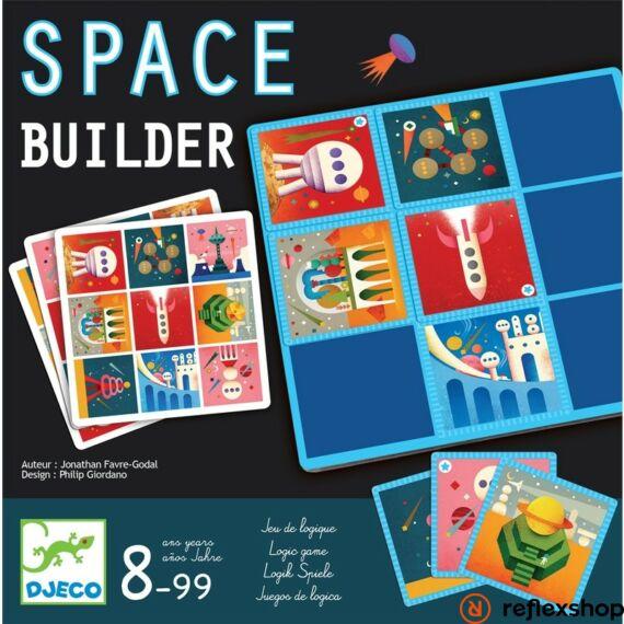 Djeco - Space Builder társasjáték