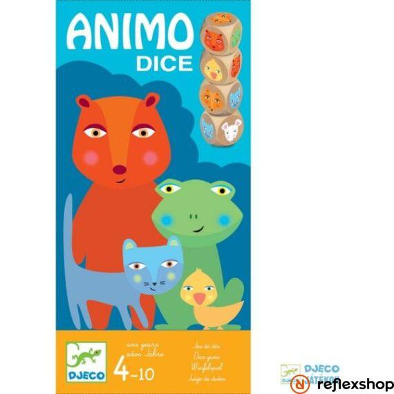 Djeco - Animo Dice társasjáték