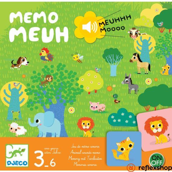 Djeco - Memo Meuh társasjáték